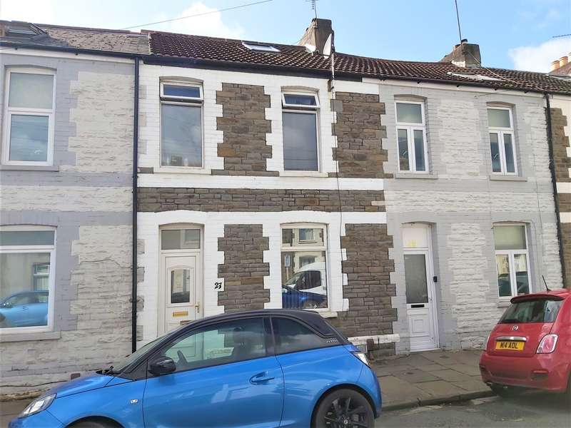 5 Bedrooms Terraced House for sale in Merthyr Street, Cathays, Cardiff