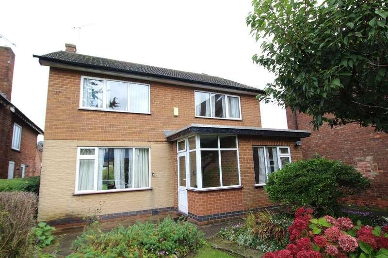 4 Bedrooms Detached House for sale in 606a Burton Road, Littleover, Derbyshire