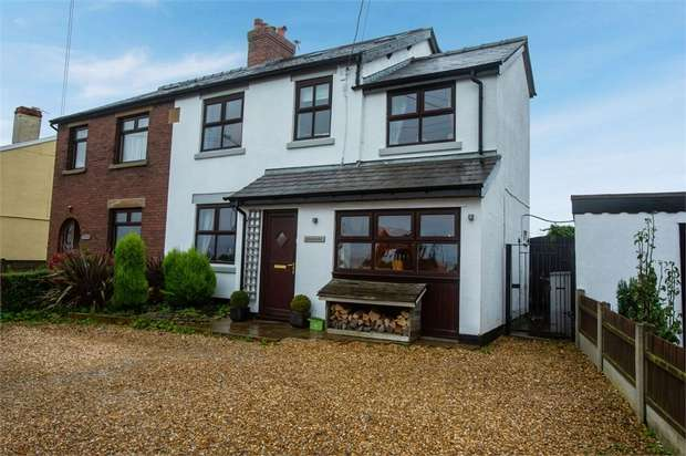 5 Bedrooms Semi Detached House for sale in Southport Road, Barton, Ormskirk, Lancashire