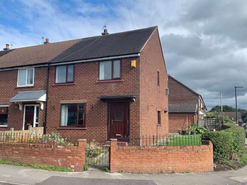 3 Bedrooms House for sale in Inward Drive, Shevington, Wigan, Lancashire, WN6
