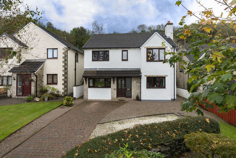 4 Bedrooms Detached House for sale in Valley Drive,Kendal