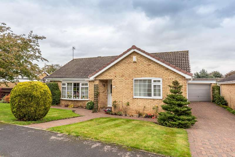 3 Bedrooms Detached Bungalow for sale in 29 Orchard Road, Malton, North Yorkshire, YO17 7BH
