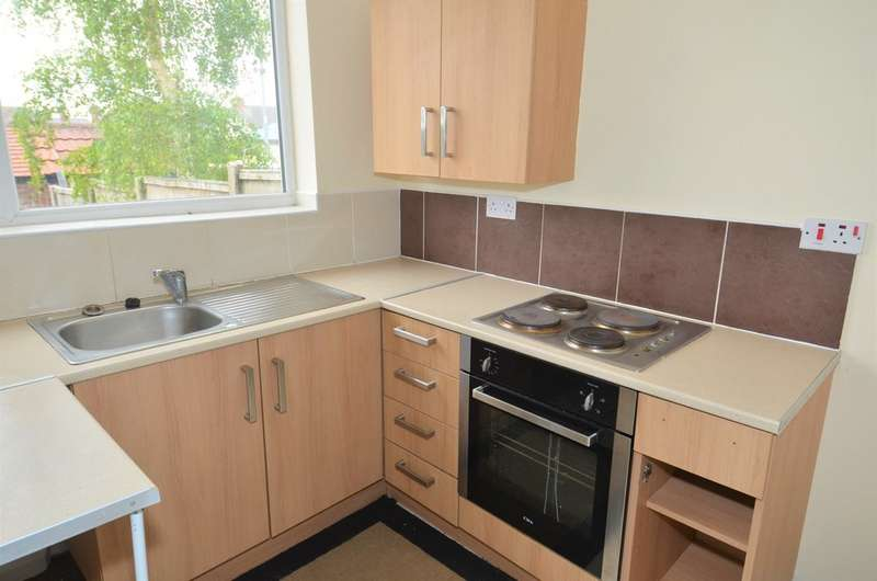 2 Bedrooms Terraced House for rent in Scarsdale Street, Carr Vale S44