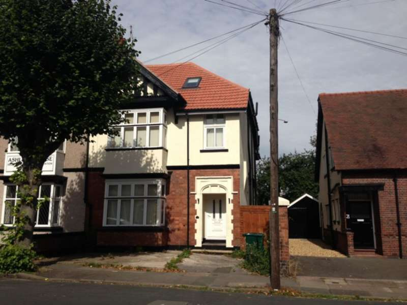 8 Bedrooms Semi Detached House for rent in Park Road, City Centre, Coventry