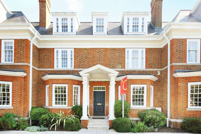 6 Bedrooms Terraced House for rent in Redcliffe Gardens, Grove Park Road, Chiswick, W4