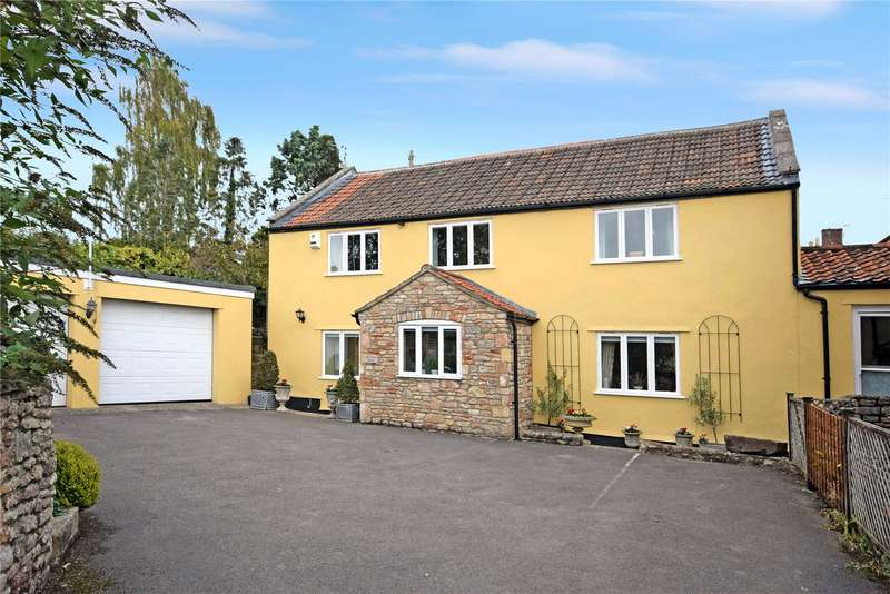 3 Bedrooms House for sale in St. Thomas Street, Wells, Somerset, BA5