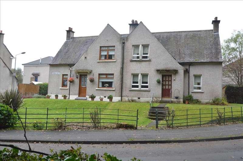 3 Bedrooms Semi Detached House for sale in Lavelle Drive, Coatbridge