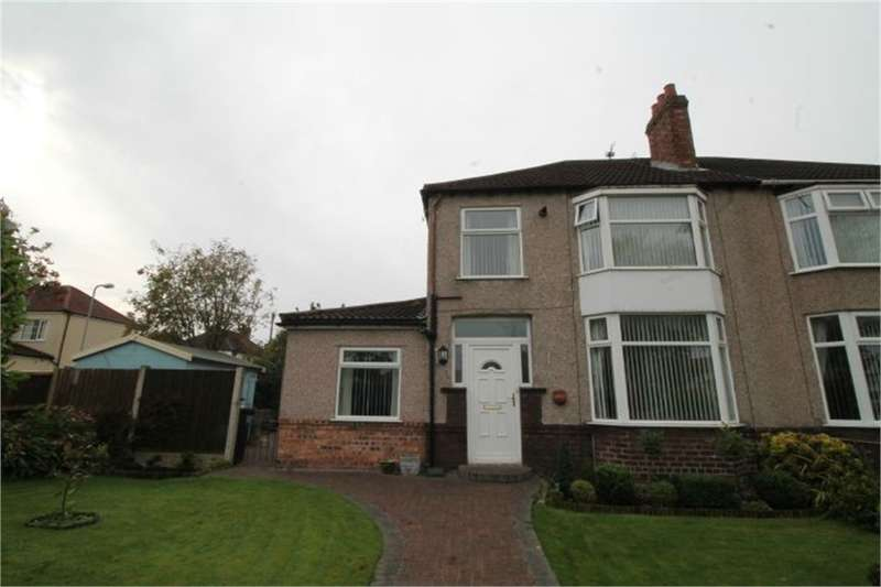 2 Bedrooms Semi Detached House for sale in Little Crosby Road, Great Crosby, LIVERPOOL, Merseyside