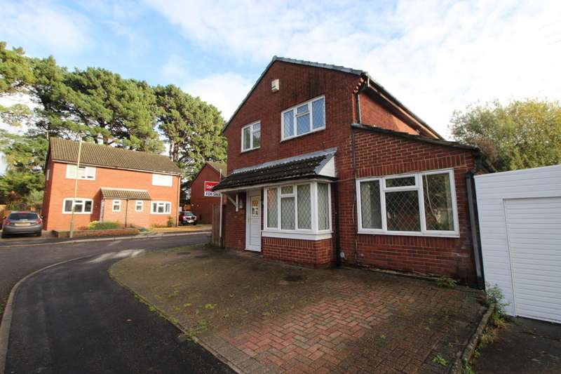 4 Bedrooms Detached House for sale in Tamar Gardens, West End, Southampton, Hampshire, SO18