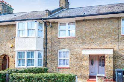 2 Bedrooms Terraced House for sale in Kevelioc Road, Tottenham, Haringey, London