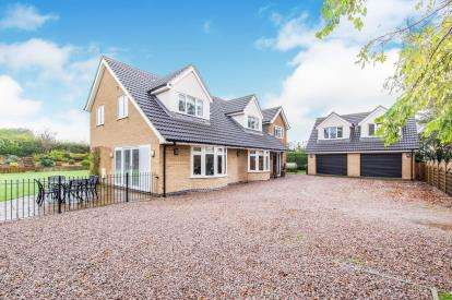 6 Bedrooms Detached House for sale in Ashby Road, Sinope, Coalville, Leicestershire