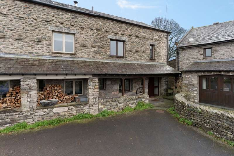 3 Bedrooms Unique Property for sale in Walling Cottage, Sedgwick, Kendal