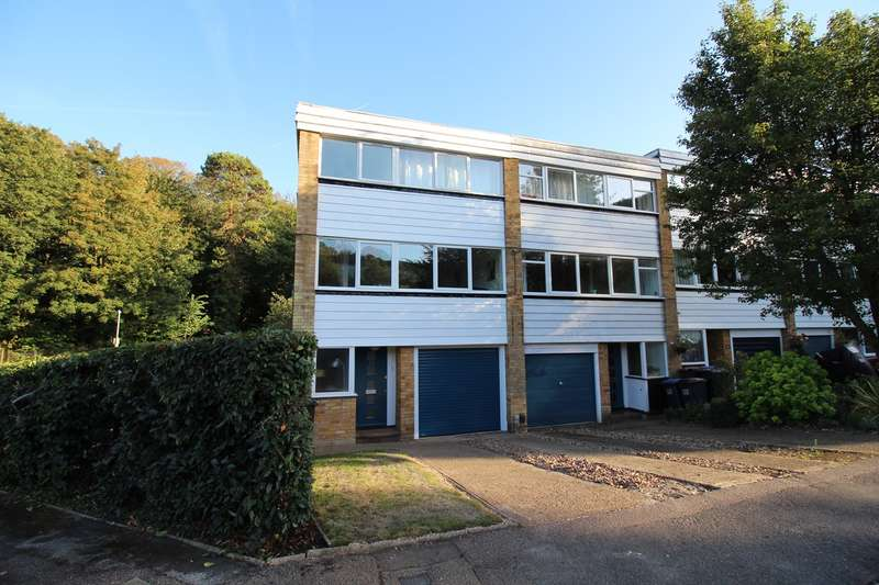 4 Bedrooms Town House for sale in Old Hertford Road, Hatfield, AL9