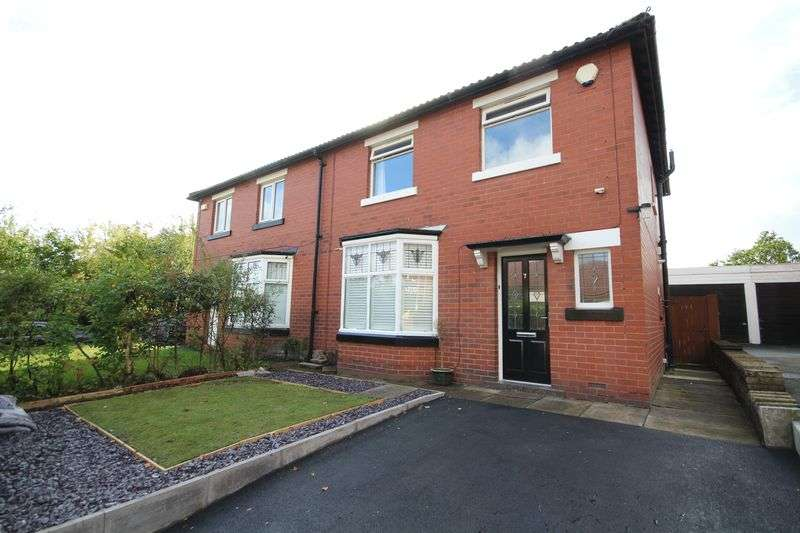 3 Bedrooms Property for sale in FIELDHEAD AVENUE, Bamford, Rochdale OL11 5JU