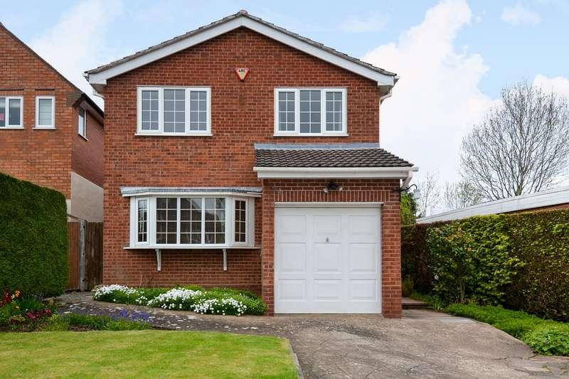 3 Bedrooms Detached House for sale in Fairmead Rise, Kings Norton, Birmingham, B38