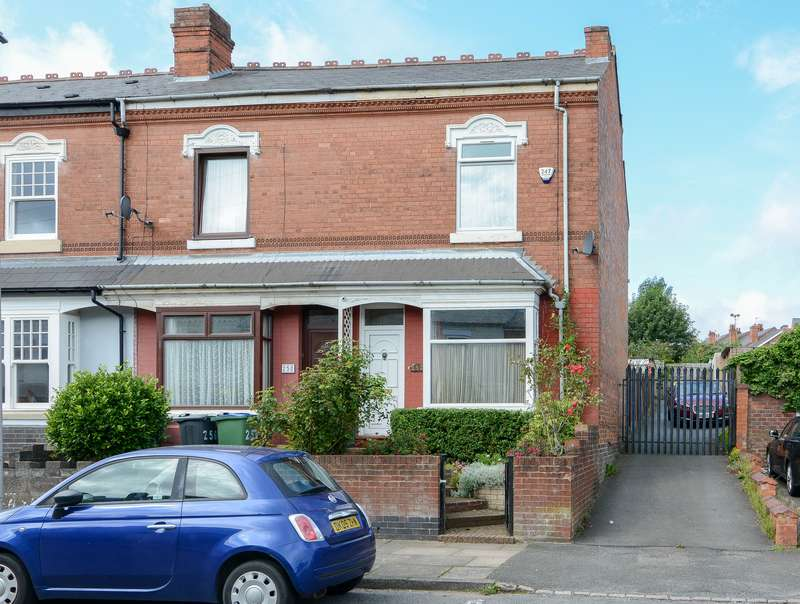 3 Bedrooms Terraced House for sale in Park Road, Bearwood, West Midlands, B67