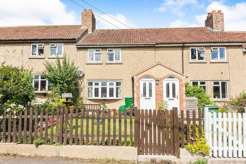 2 Bedrooms Terraced House for sale in Chapel Pill Lane, Pill, Bristol, BS20