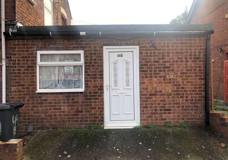 1 Bedroom Flat for sale in Granville Road, Luton, Bedfordshire, LU1 1PA