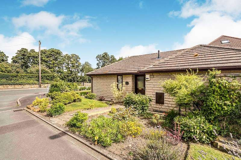 3 Bedrooms Detached Bungalow for sale in Viewtree Close, Harley, Rotherham, South Yorkshire, S62