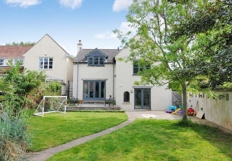 4 Bedrooms Detached House for sale in Chestnut Avenue, Axbridge