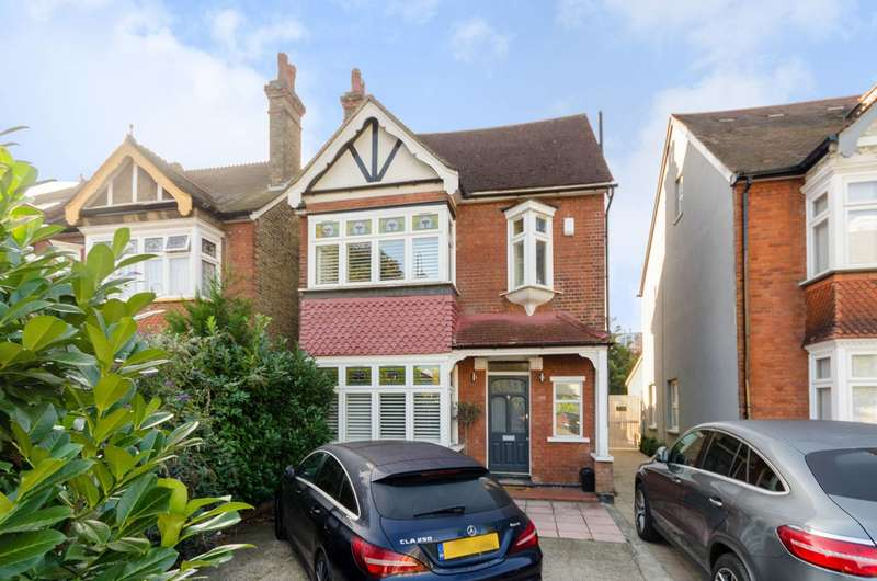 5 Bedrooms Detached House for sale in Lower Addiscombe Road, Croydon, CR0