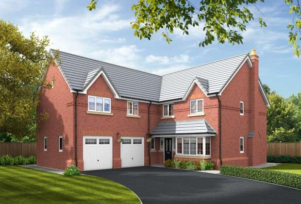5 Bedrooms Detached House for sale in The Gainsborough Kinglsey Manor, Lambs Road, , FY5