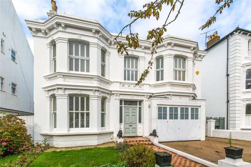 5 Bedrooms Detached House for sale in Westbourne Villas, Hove, East Sussex, BN3