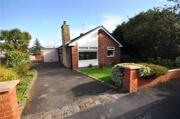 3 Bedrooms Detached Bungalow for sale in Old Hall Court, Ashton, Chester