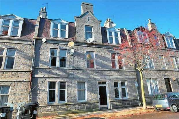 1 Bedroom Flat for sale in 12 Wallfield Crescent, Aberdeen