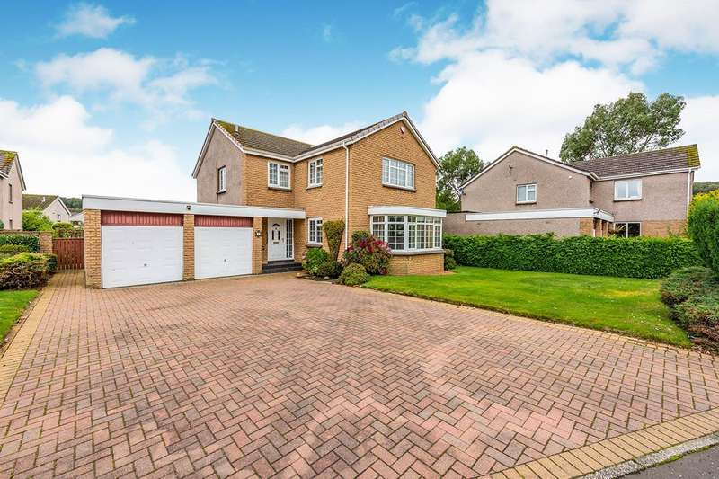 4 Bedrooms Detached House for sale in Briarhill Avenue, Dalgety Bay, Dunfermline, Fife, KY11