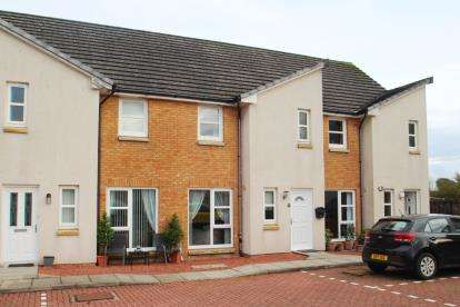2 Bedrooms Terraced House for sale in Millbarr Grove, Barrmill