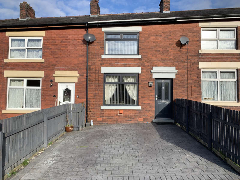 2 Bedrooms End Of Terrace House for sale in Dorset Avenue, Darwen