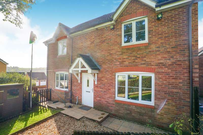 4 Bedrooms Detached House for sale in High Trees, Risca, Newport, NP11