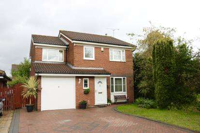 4 Bedrooms Detached House for sale in Bylands Fold, Dukinfield, Greater Manchester, United Kingdom