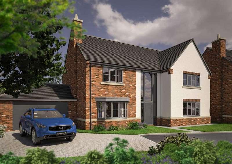 5 Bedrooms Detached House for sale in Rooms Lane, Morley