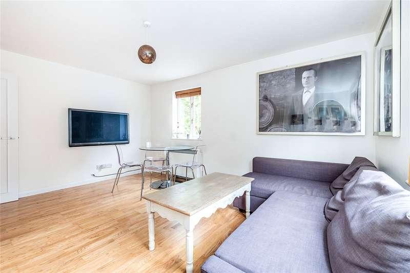 1 Bedroom Flat for sale in Beaufort House, Winders Road, London, SW11