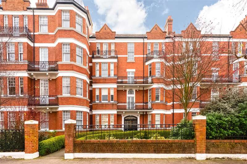 2 Bedrooms Flat for sale in Prebend Mansions, Chiswick High Road, London, W4