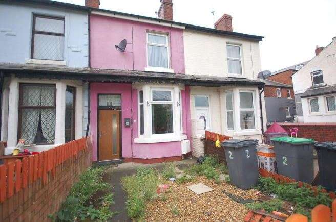 2 Bedrooms Property for sale in Hyde Road, Blackpool, Lancashire, FY1 6EQ