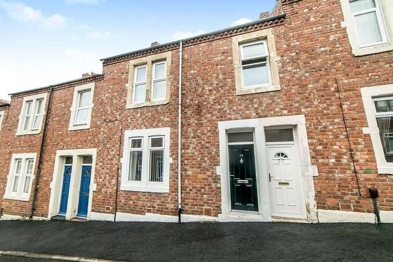 2 Bedrooms Apartment Flat for sale in Park Terrace, Swalwell, Newcastle Upon Tyne, NE16