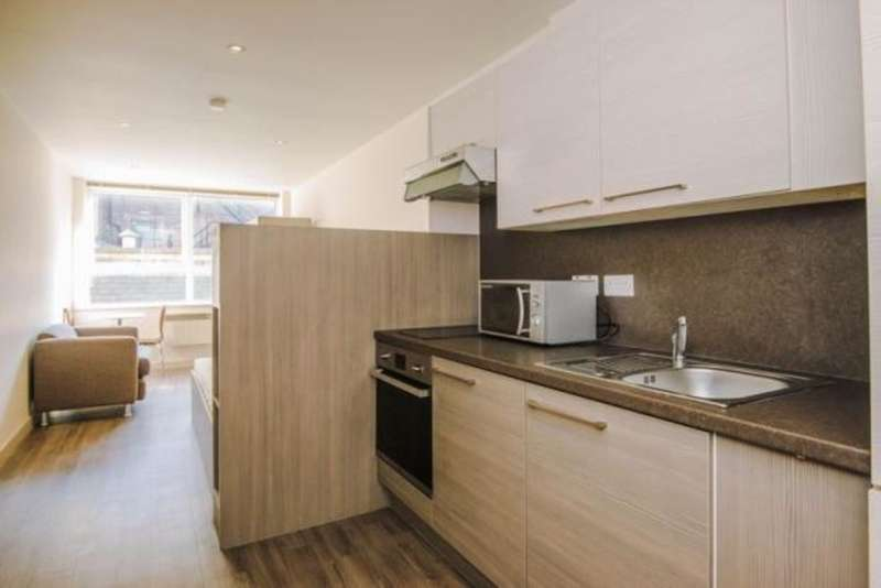 1 Bedroom Flat for sale in Lune Street, Preston