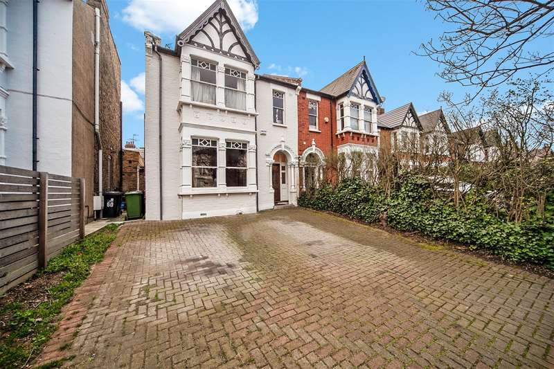 4 Bedrooms Semi Detached House for sale in Argyle Road, Ealing, London, W13 8AA