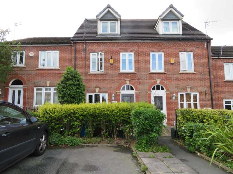 3 Bedrooms Town House for sale in Jones Street, Royton
