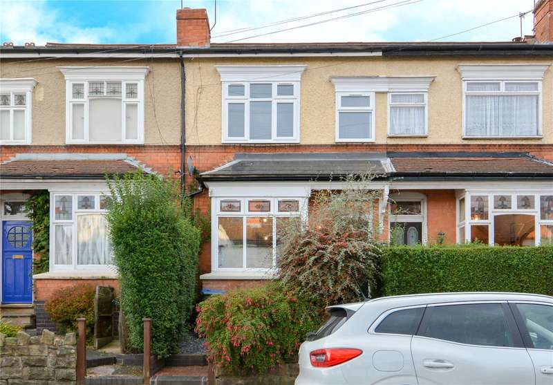 3 Bedrooms Terraced House for sale in Galton Road, Bearwood, West Midlands, B67