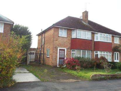 3 Bedrooms Semi Detached House for sale in Crowland Road, Luton, Bedfordshire