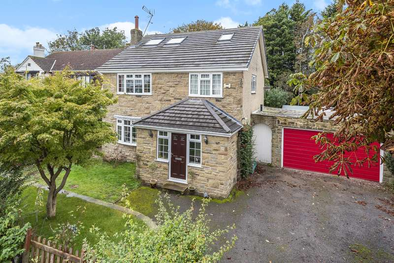 5 Bedrooms Detached House for sale in Wighill Lane, Walton, Wetherby, LS23 7BN