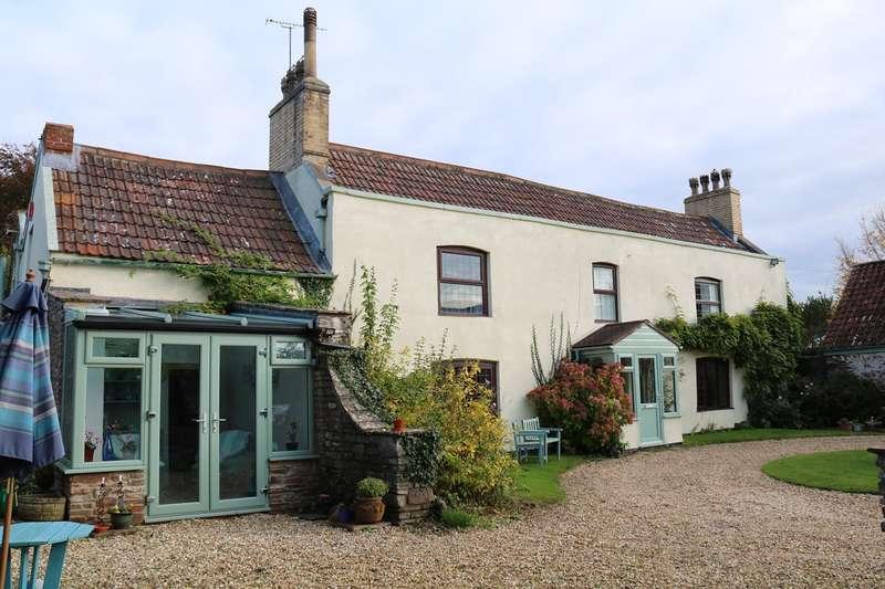 5 Bedrooms Detached House for sale in Badminton Road, Coalpit Heath, BS36
