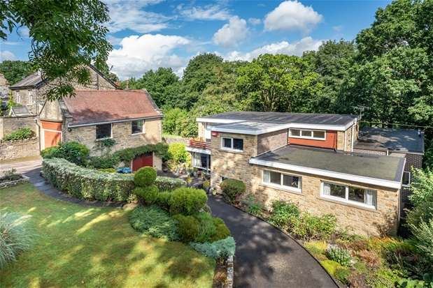 5 Bedrooms Detached House for sale in Staveley Road, Nab Wood, Shipley