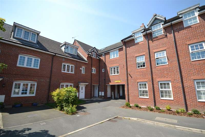 1 Bedroom Flat for sale in Brentwood Grove, Leigh, Greater Manchester. WN7 1UG