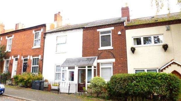2 Bedrooms Terraced House for sale in Station Road, Kings Norton, Birmingham