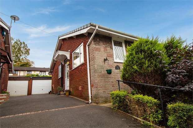 2 Bedrooms Semi Detached Bungalow for sale in Yew Tree Drive, Oswaldtwistle, Accrington, Lancashire